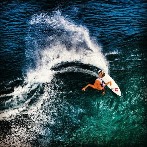 Kelly Slater diet nutrition surf training