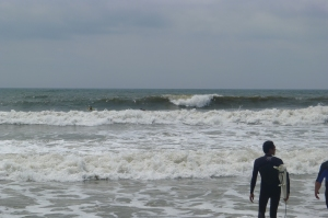 Surf rockaway beach NYC