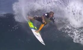 Josh Kerr at high speed